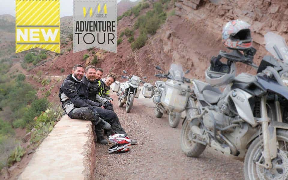 Morocco Motorcycle Tours Ktm