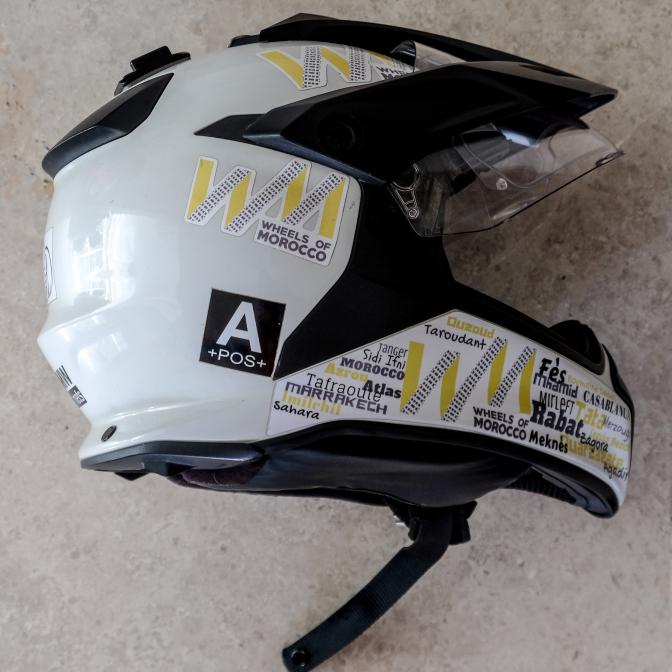 BMW helmet 2