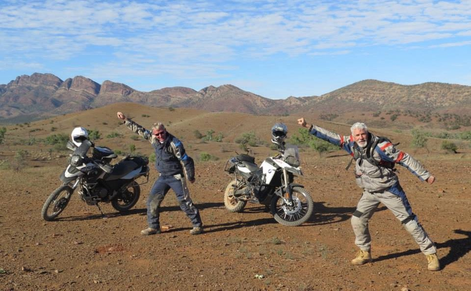 Morocco motorcycle tour with Billy Biketruck