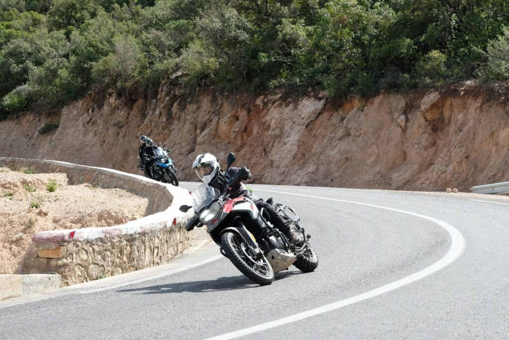 F850GS in Morocco