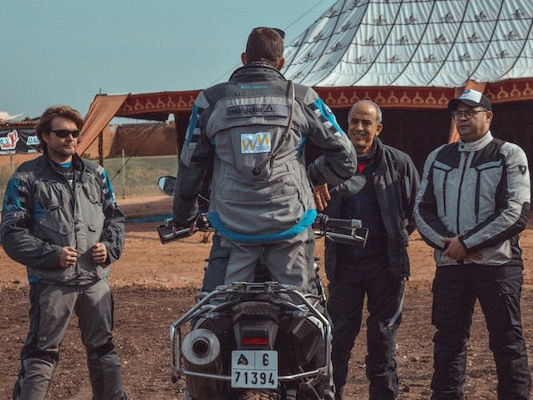 adventure motorcycling training in morocco