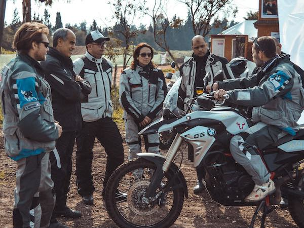 Guided motorbike tours and training in morocco