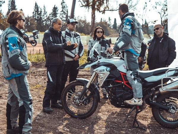 off road motorcycle training from wheels of morocco