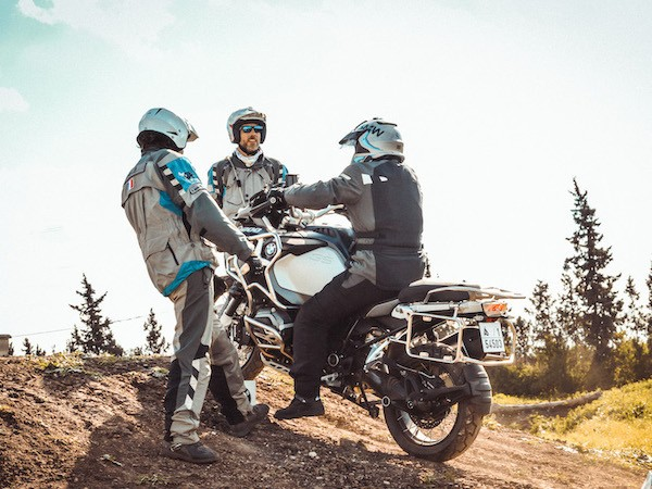 off road motorcycle training in morocco
