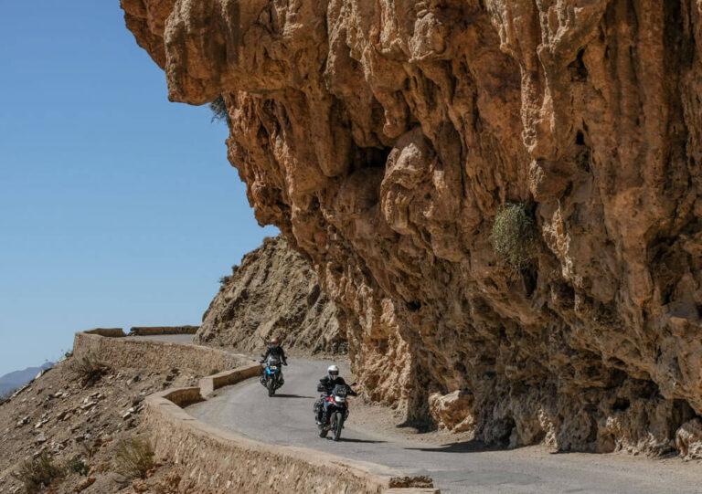motorbike adventure holidays weekend tours morocco